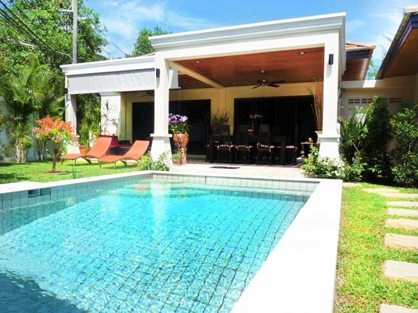 Phuket 1 bed pool villa
