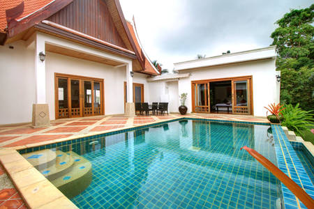 Phuket Rental Service Offers Affordable Luxury Villas With Private Swimming  Pool And Guest Houses In KARON. 1, 2, 3, 4 Bedroom Villas Are Available In  Karon ...